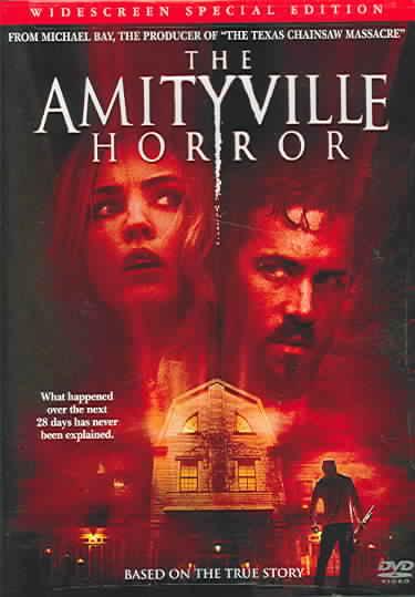 AMITYVILLE HORROR BY REYNOLDS,RYAN (DVD)